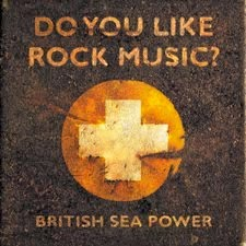 CDs in my collection: Do You Like Rock Music by British Sea Power