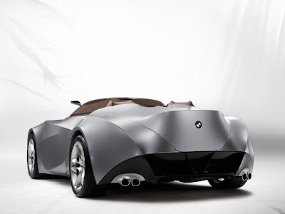 BMW GINA LightVision Concept 2009 Coche Car