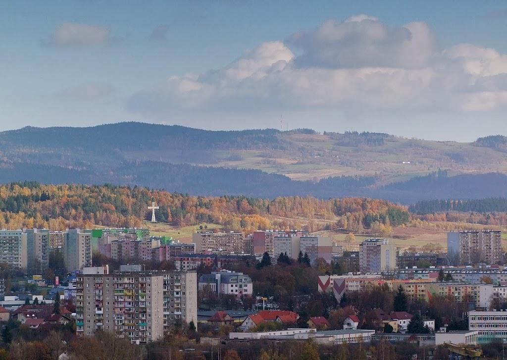 Moje piękne miejsca Jelenia Góra  wieża widokowa na   -> Kuchnie Kaflowe Jelenia Góra