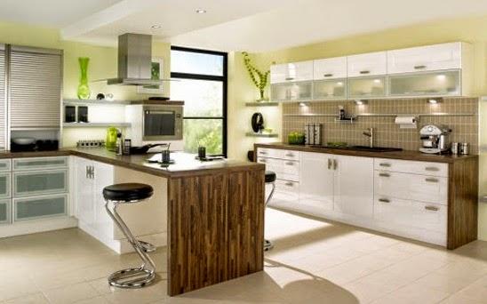 3 tips ampuh membuat design kitchen set minimalis rumah for Kitchen set unik
