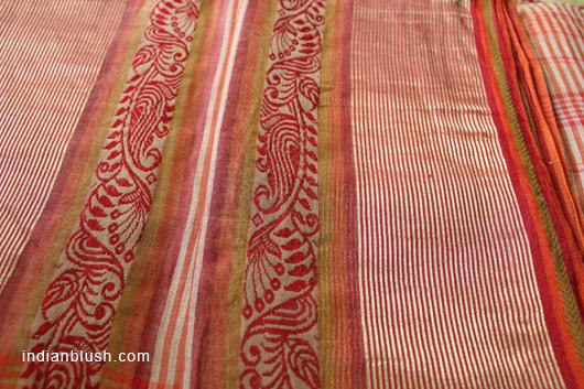 Bengali Tant Tangail Saree