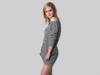 Stylish Emma Watson