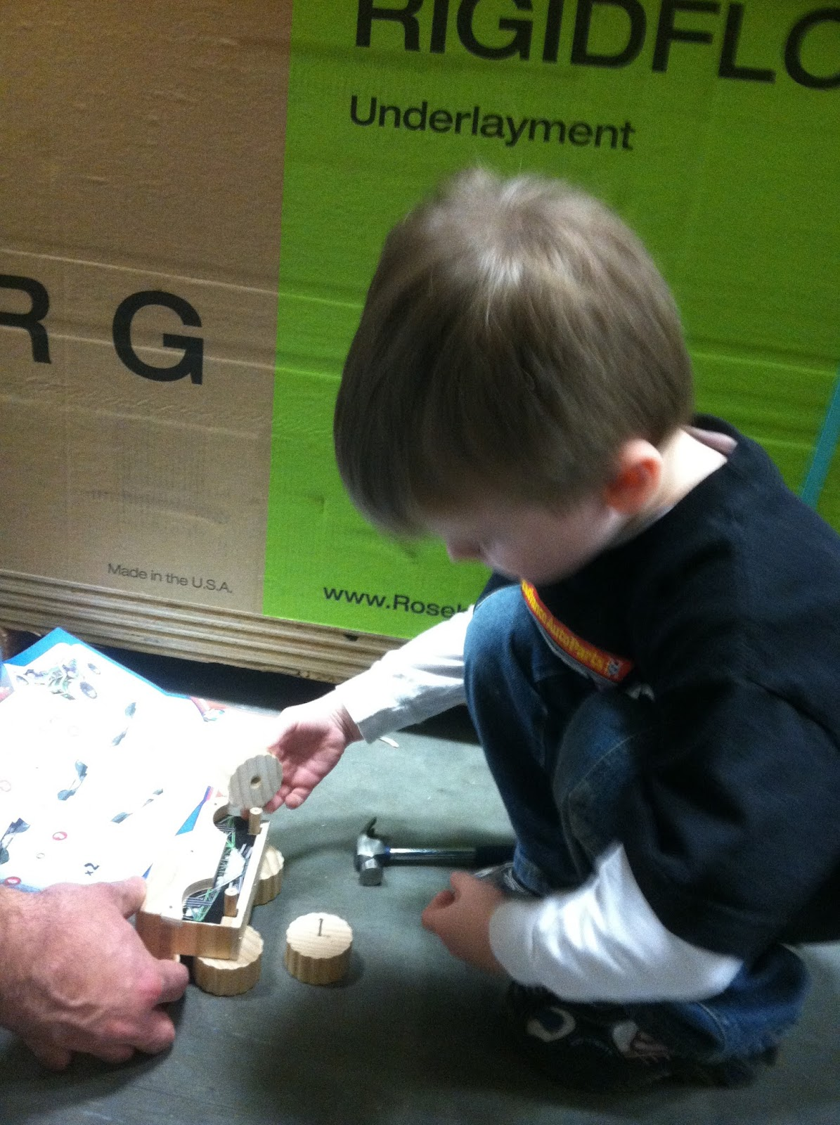 Lowe's Build and Grow Workshops for Kids