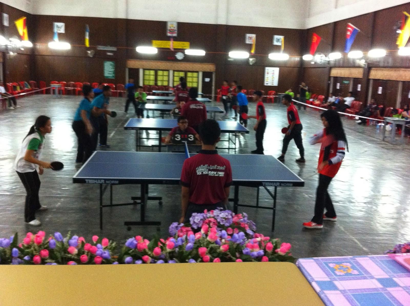 SMK Kalumpang vs SMK SM. (Johan : SMK Kalumpang- Maitasha)
