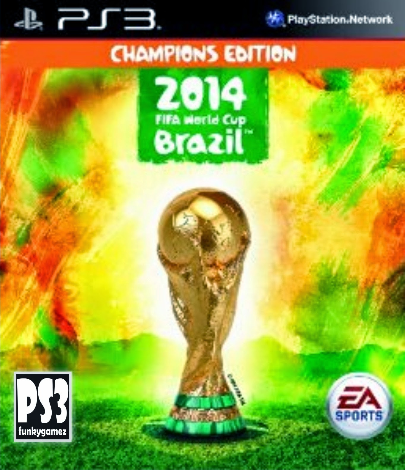 FIFA World Cup Brazil 14 PS3
