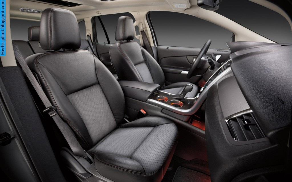 Ford edge car 2013 interior - صور سيارة فورد ايدج 2013 من الداخل