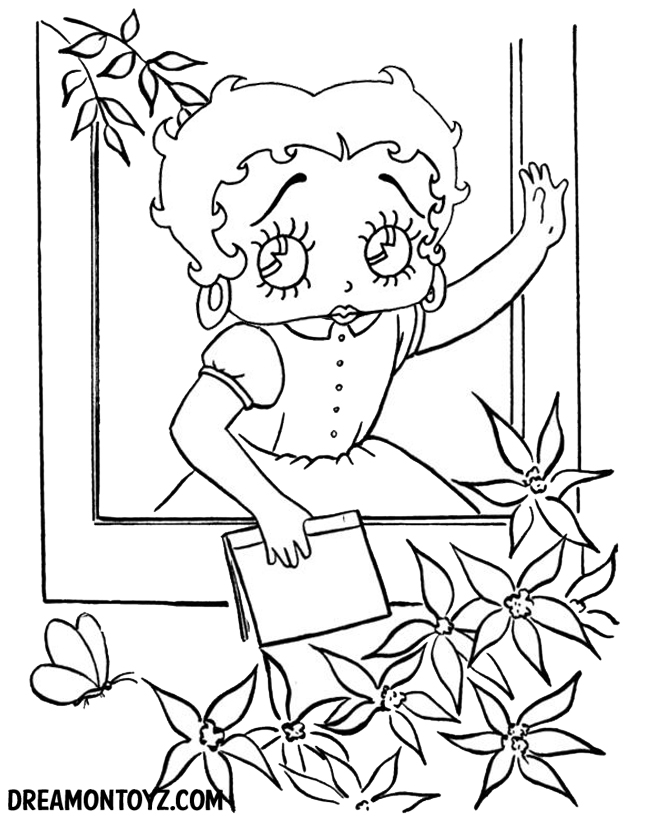 spring coloring pages 2014 - photo#40