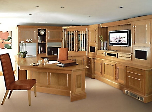 Home office furniture designs ideas an interior design for Home office furniture images