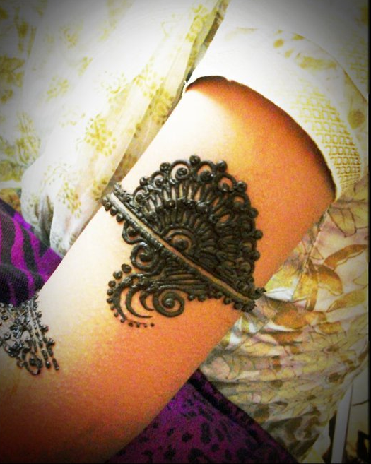 Mehndi Tattoo Hd : Beautiful latest simple arabic pakistani indian bridal