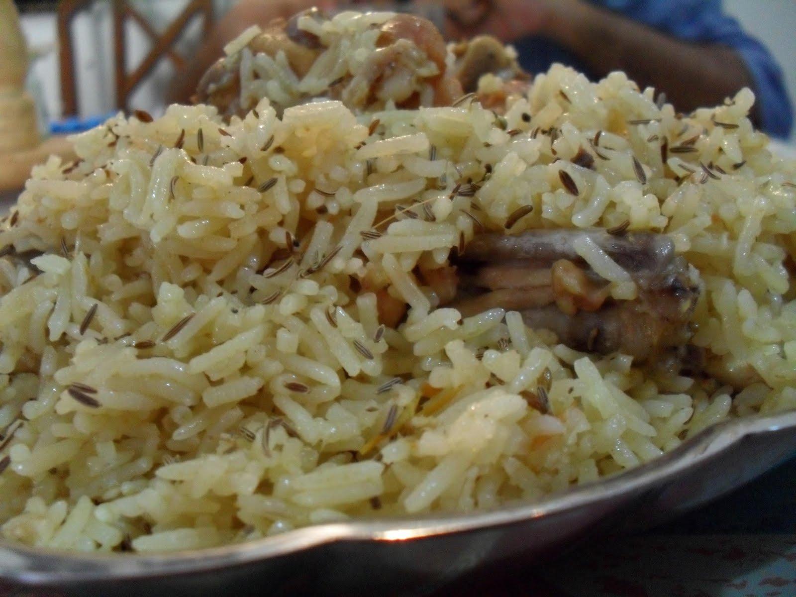 The Crazy Chef: Chicken Yakhni Pulao