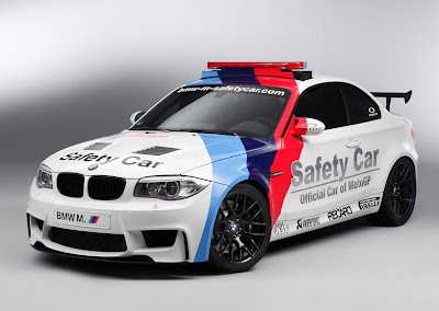 2011 BMW 1-Series M Coupe MotoGP Safety Car