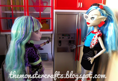 Twyla and Ghoulia