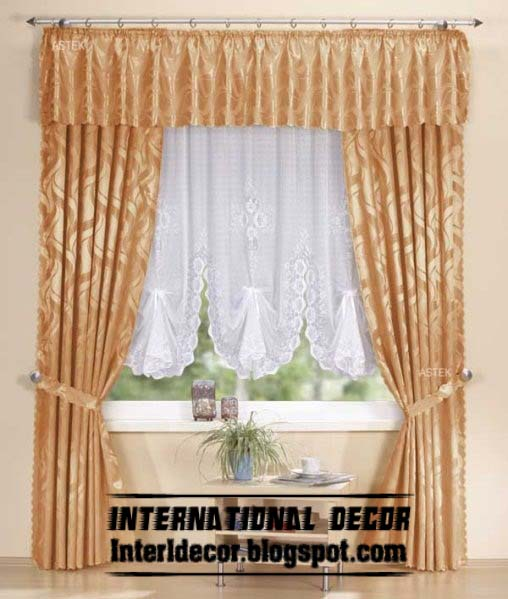 13 best catalog of classic curtains designs models for 3 window curtain design