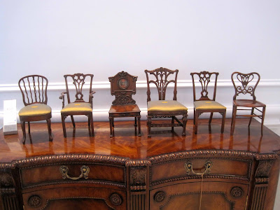 Architect design theodore alexander miniatures for Furniture quality lumber