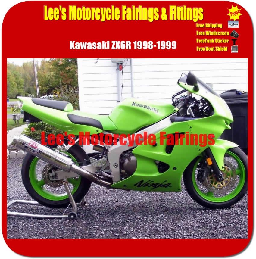 Honda Motorcycle Fairings Wholesale Kawasaki Zx6r 1998 Fairingszx