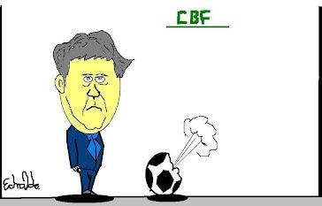 "CBF,''FORA TEIXEIRA!! """