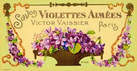 Violettes Aimées n° 333