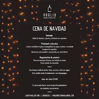 Ceia de Natal em Montevidéu