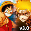 One Piece VS Naruto v3.0