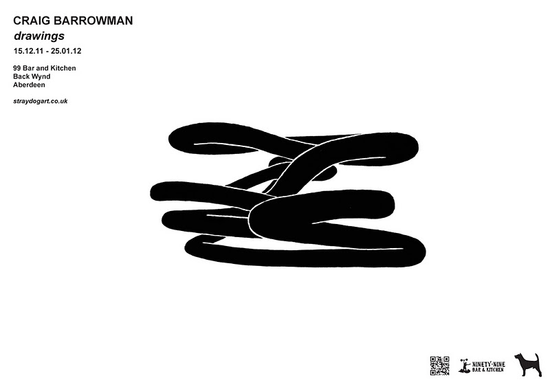 Craig Barrowman Drawings Bar 99s