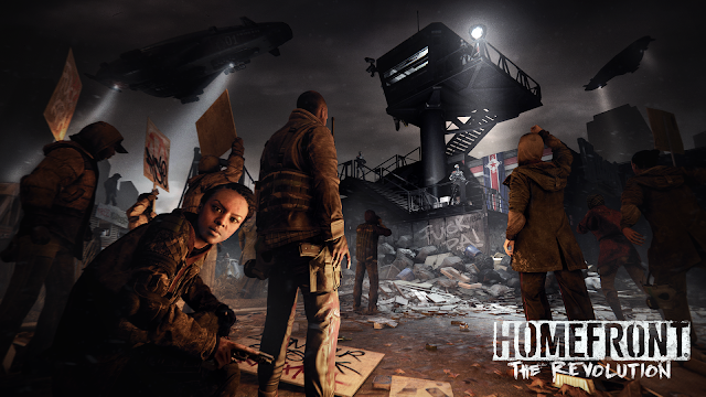 Download Homefront The Revolution Highly Compressed File