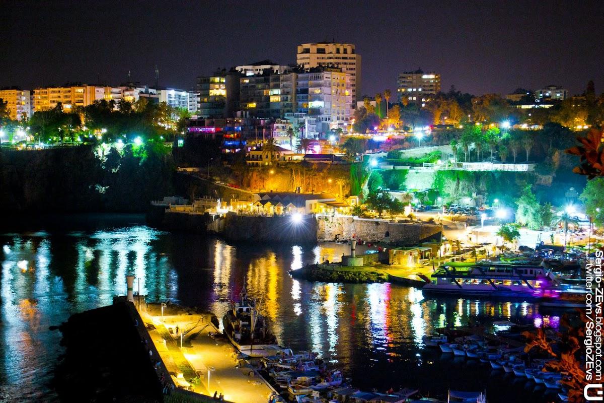 Port, marina, ship, Анталья, Турция, Старый Город, Калеичи, Antalya, Turkey, Old Town, Kaleici,