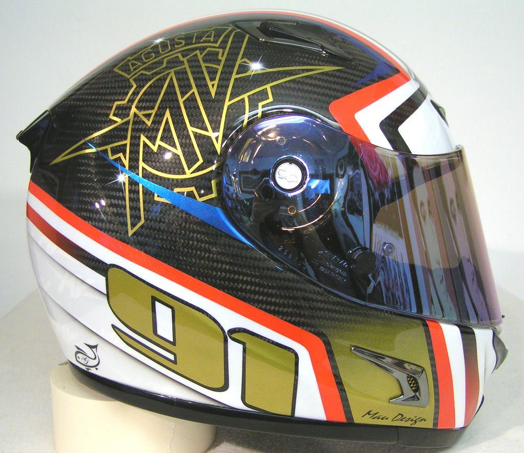 racing helmets garage x lite x 802r ultra carbon mv. Black Bedroom Furniture Sets. Home Design Ideas