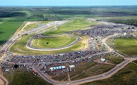 Autodromo Santa Rosa La Pampa