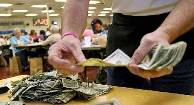 dinero en bingo