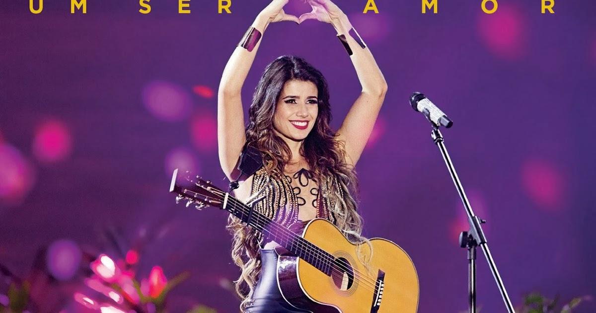 """Ouça algumas das músicas do novo CD e DVD, """"Multishow Ao Vivo - Um Ser Amor"""", da Paula Fernandes"""