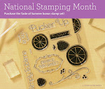 CTMH's National Scrapbooking Month Campaign -- Taste of Summer!!