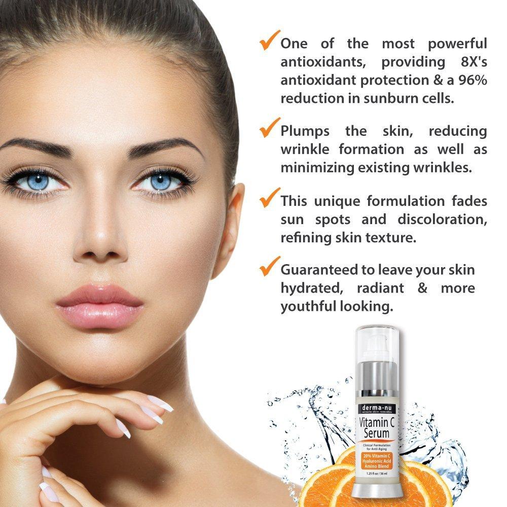 vitamin a serum benefits