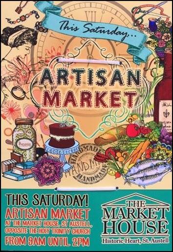 Artisan market poster