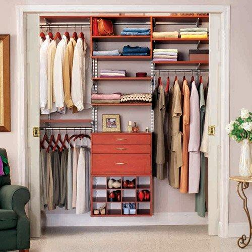 The Architectural Student: Design Help: Closet Dimensions