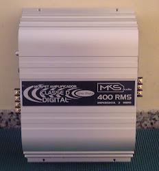 MKS 400W CLASSE D DIGITAL
