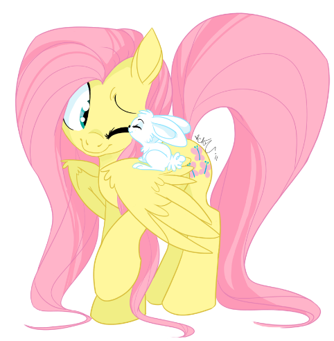 Fluttershy is my favourite