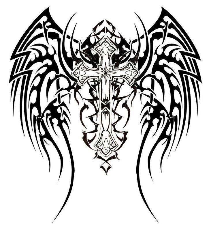 Cross Tattoos The Most Popular