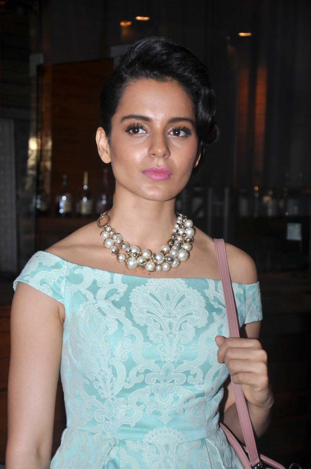 Bollywood Film Celebrity Kangana Ranaut Spicy HQ Images - mass420 - 21