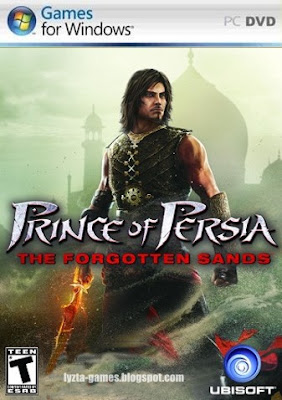 Prince Of Persia: The Forgotten Sands PC Cover