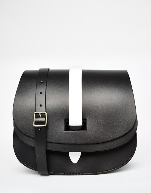 lost property black arlington bag, lost property arlington handbag,