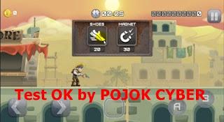 Tampilan Game Metal Soldiers APK