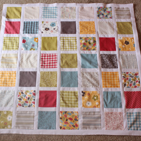 Quilting Patterns For Beginners : 6 Quilt Patterns You MUST Try!! - Honeybear Lane