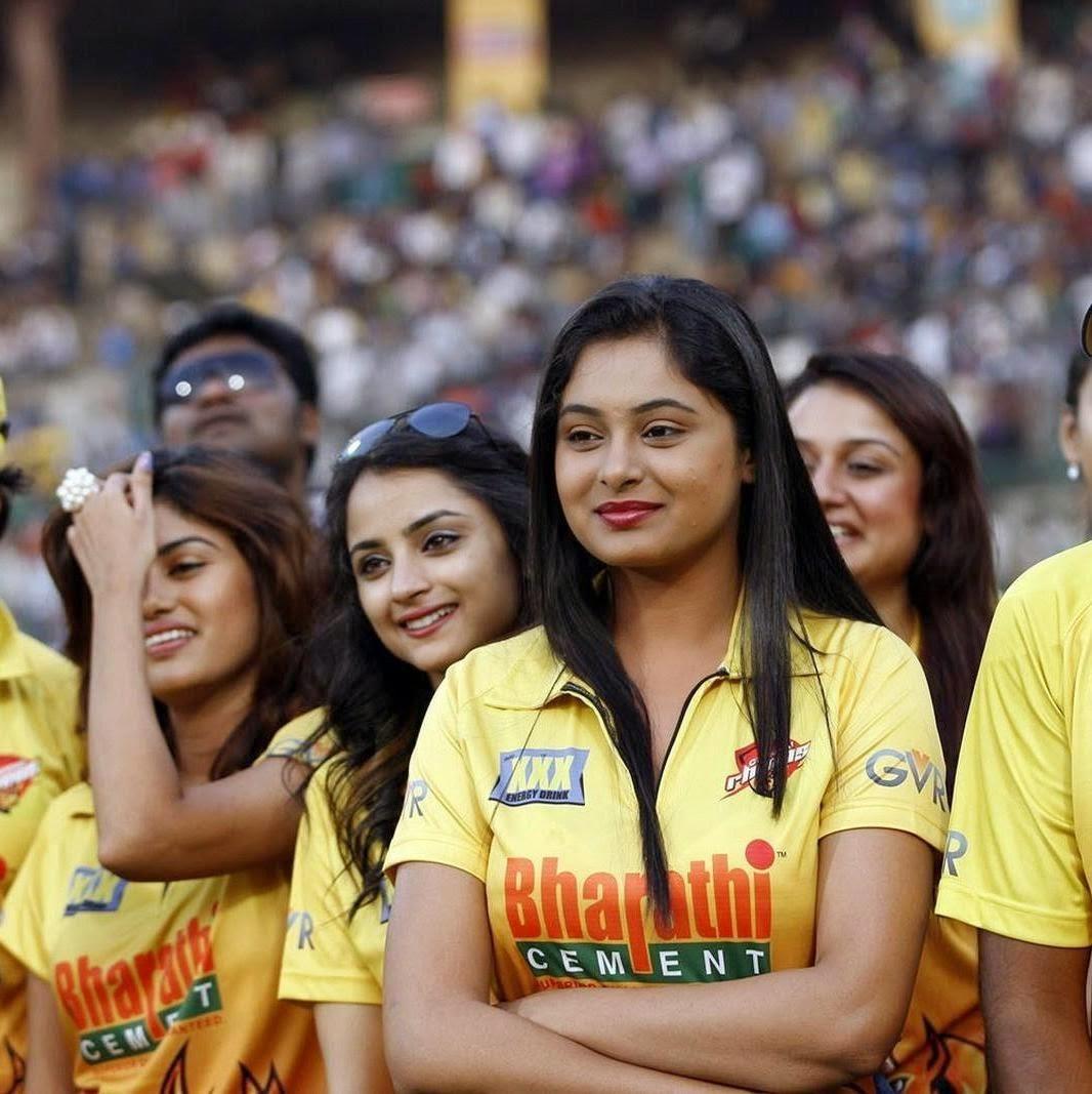 CCL 5 chennairhinos vs veer marathi match gallery
