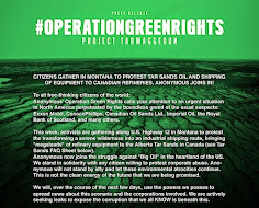 #OperationGreenRights Project Tarmeggedon