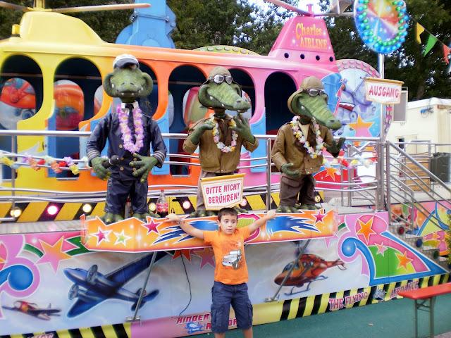 Feria Hamburger DOM