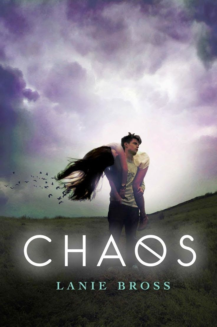 chaos, book two fates series, by lanie bross, cover, fantasy, ya, young adult, cover reveal