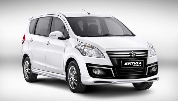 New Suzuki Ertiga Sporty