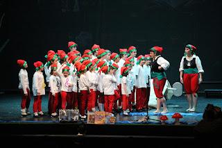 Cuento de Navidad de Schola Cantorum