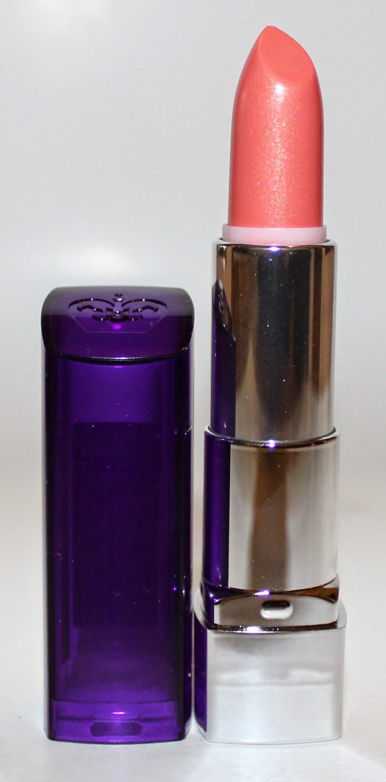 Rimmel Moisture Renew Lipstick in #630 Coral Britannia