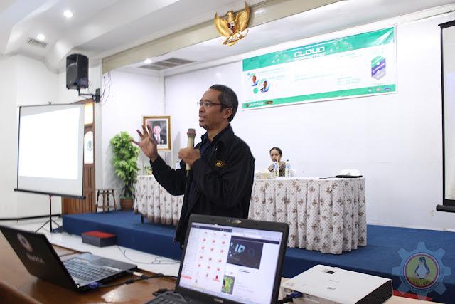 Bpk. Rusmanto (Keynote Speaker SFD 2014)